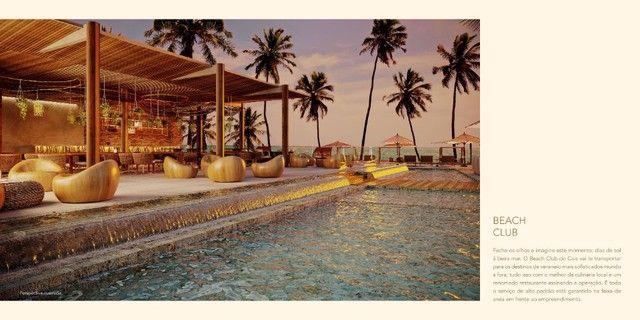 GN- Lançamento beira mar Muro Alto, 2qts c/ piscina e rooftop privativo. - Foto 13