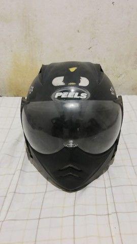Baú, capacete - Foto 2