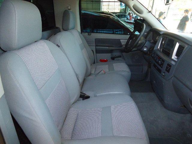 Dodge Ram 2500 SLT 5.9 Diesel 4X4 AT 2009 - Foto 10