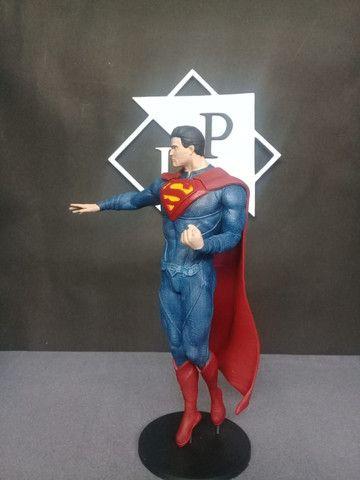 Boneco Colecionável Superman Liga Da Justiça - Foto 3
