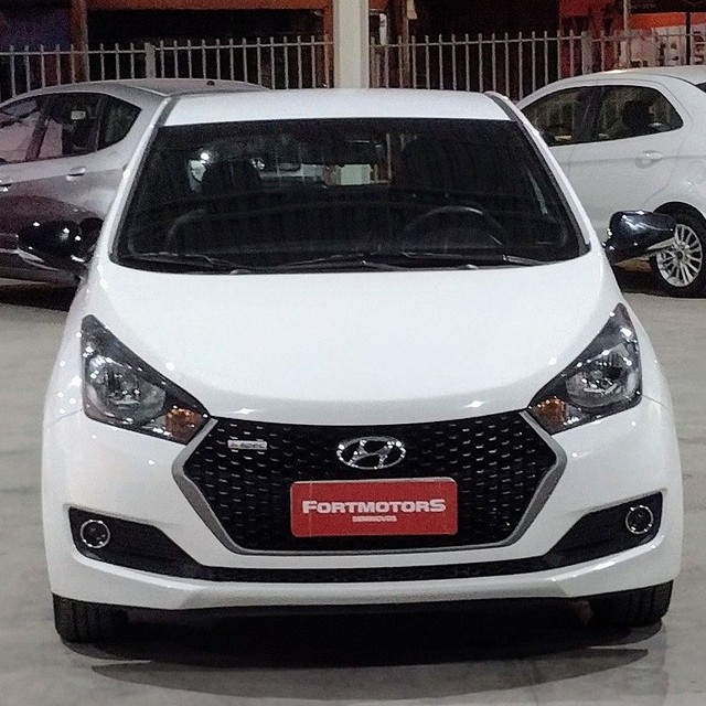Hyundai HB20 R Spec 1.6 aut 16v flex 2018/2018