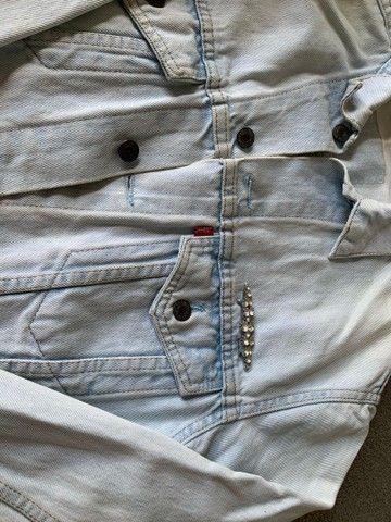 Jaqueta jeans LEVIS original vintage importada