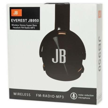Fone bluetooth jb950