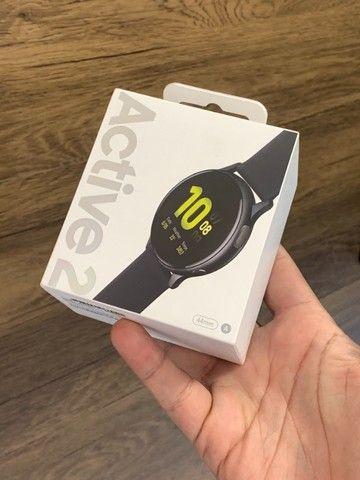 Samsung Galaxy Watch Active 2 - Até 12x no cartão! Semi novo, perfeito