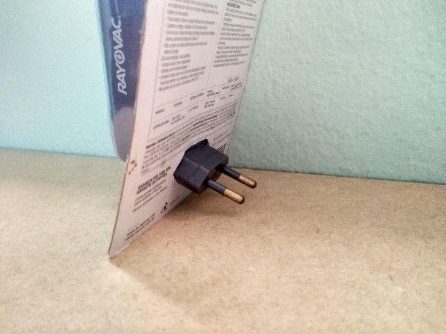 Lanterna SuperLed Recarragável tamanho médio com Garantia Vitalícia - Foto 5