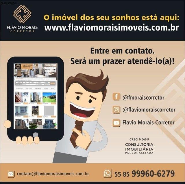 Apartamento 65,65m e 02 quartos ao lado da Praça das Flores na Aldeota - Fortaleza- Ceará. - Foto 20