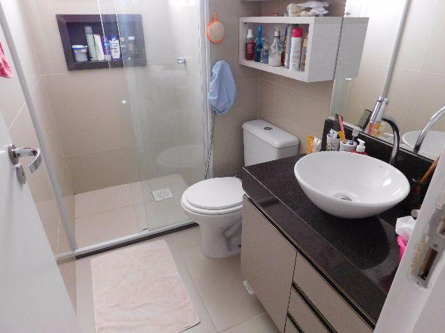 Apartamento 80,21m² com 3 quartos e 2 vagas no Benfica - Foto 15