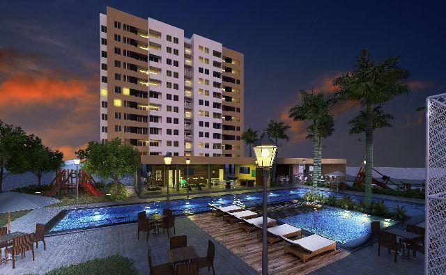 Apartamentos no Condomínio Jardim de Manuella