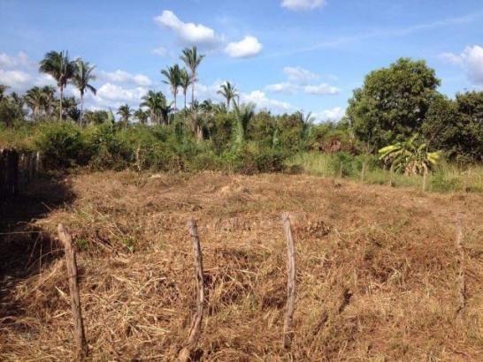 Terreno no povoado Montevidéu