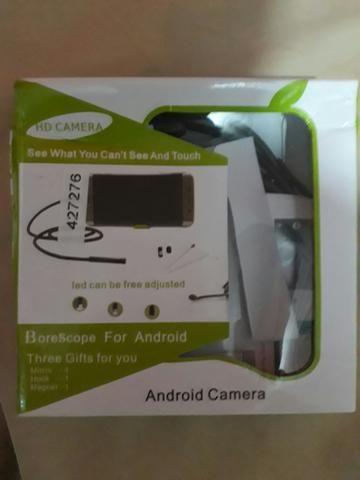 Endoscopio para smartphone