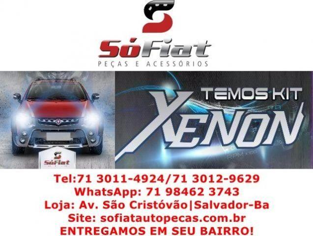 Kit Xenon Palio para Fiat novo