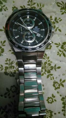 Casio Edifice Chronograph wr100mef