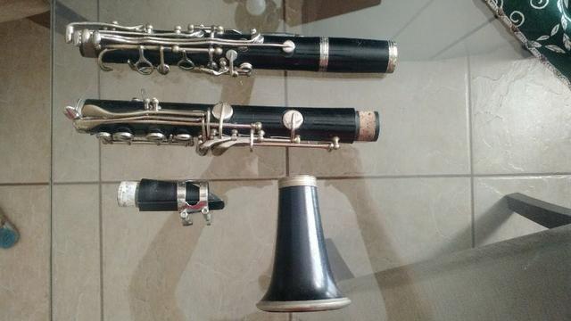 Clarinete 17 chaves ( Cruzeiro )