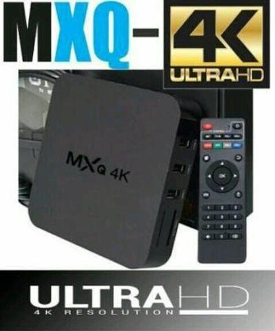 TV Box 4k 60 FPS Ultra HD HDMI Wireless 2.4ghz 2d / 3d Games