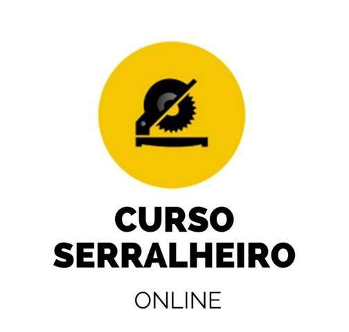 Curso de Serralheiro