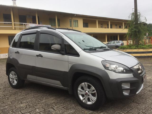 Fiat Idea Adventure 2014