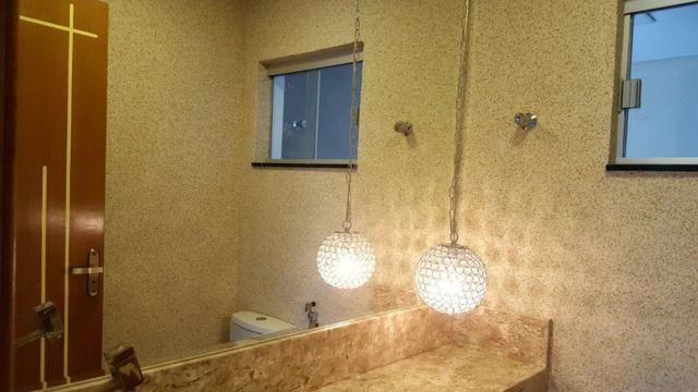 Imperdível casa com design moderno prox ao Park way!!!! - Foto 14
