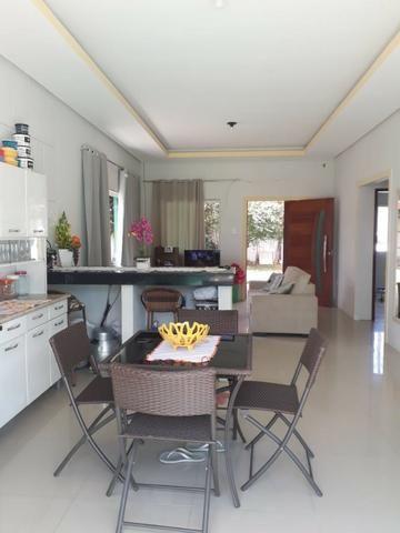 Casa em Amélia Rodrigues 600m quadrados com pscina e área verde