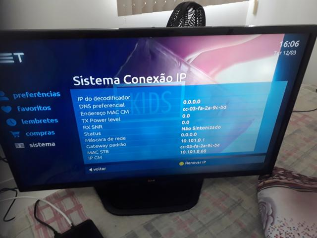 Vendo TV Led 39 polegadas Lg