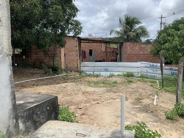 Nova Vitória casa com terreno med 8x25 plano - Foto 9