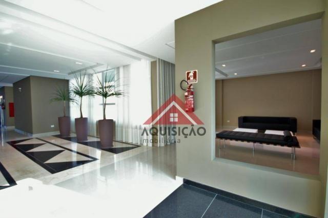 Apartamento com 3 dormitórios à venda, por r$ 399.000 - boa vista - curitiba/pr - Foto 15