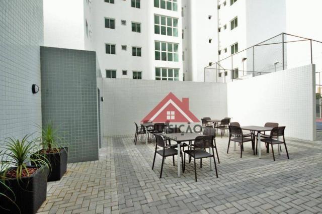 Apartamento com 3 dormitórios à venda, por r$ 399.000 - boa vista - curitiba/pr - Foto 14