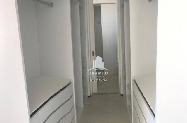 Apartamento residencial à venda com 03 suítes, Papicu, Fortaleza. - Foto 14