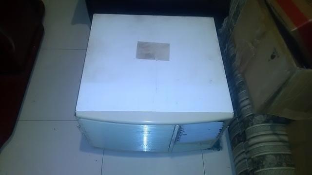 Ar condicionado de Janela Elgin Quente e Frio 10000 BTUs 220v