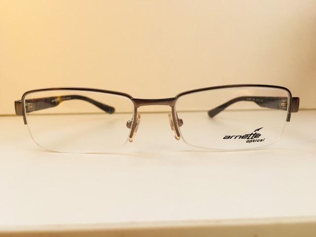 9f495be76 Armação oculos arnette grau original - Bijouterias, relógios e ...
