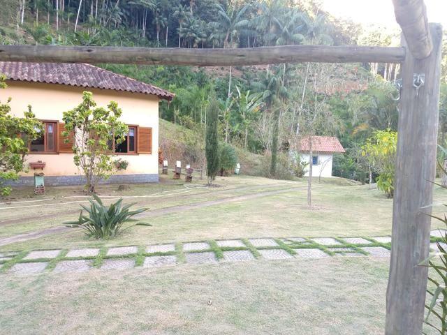 Sítio 8 hectares fim de linha em Paraju Domingos Martins - Foto 13