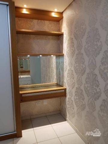 Apartamento com 2 dormitórios à venda, 67 m² por r$ 310.000,00 - centro - cianorte/pr - Foto 5