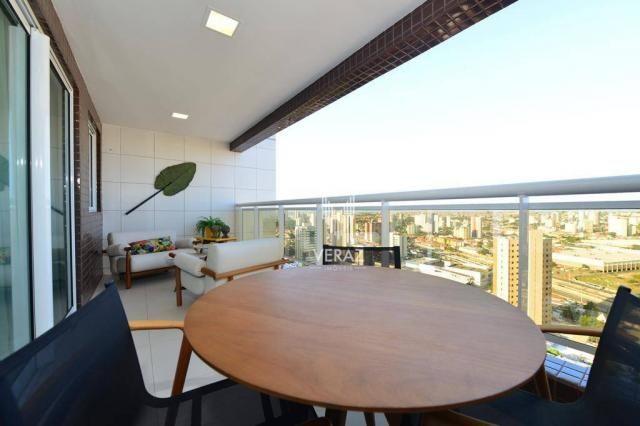 Apartamento com 4 dormitórios à venda, 152 m² por r$ 1.400.000,00 - varjota - fortaleza/ce - Foto 13