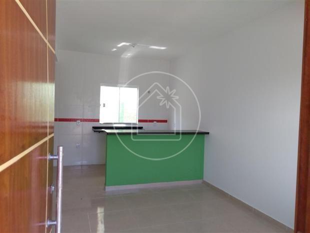 Casa de condomínio à venda com 1 dormitórios em São josé do imbassaí, Maricá cod:863638 - Foto 12