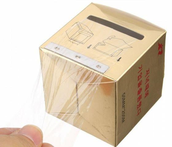 Plástico Filme para Micropigmentação