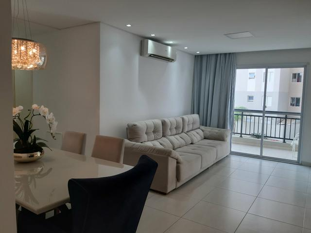 Venda- Apartamento 94 m2 com planejados no Golden Green- Cuiabá-MT - Foto 15