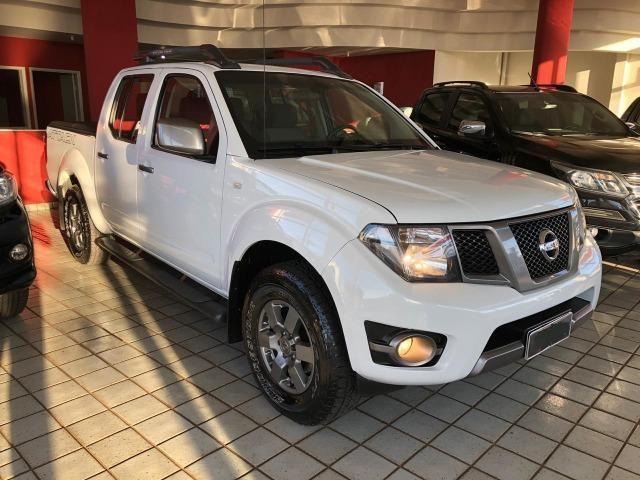 Nissan Frontier SV ATtaCK 2.5TDI(190CV)_1DonO_88MKM_4X4_ExtrANovA_LacradAOriginaL_Placa A_ - Foto 5