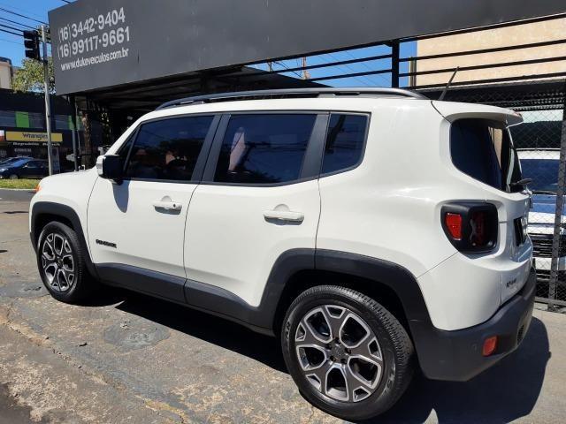 Jeep Renegade Longitude 1 8 4x2 Flex 16v Aut 2016 668611819 Olx
