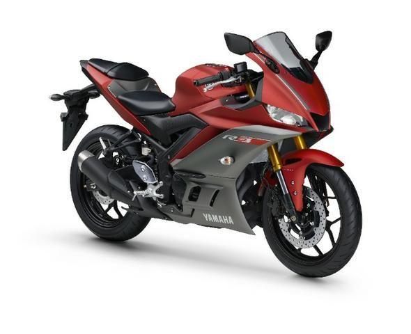 YZF R3 0 KM Modelo 2020