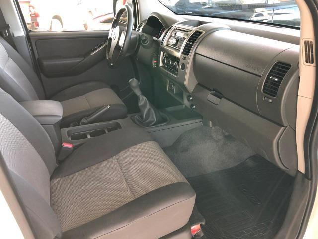 Nissan Frontier SV ATtaCK 2.5TDI(190CV)_1DonO_88MKM_4X4_ExtrANovA_LacradAOriginaL_Placa A_ - Foto 10