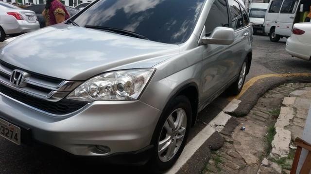 Honda-CRV-EXL/2010, 4 X 4, Teto Solar, Automático, Top - Foto 5