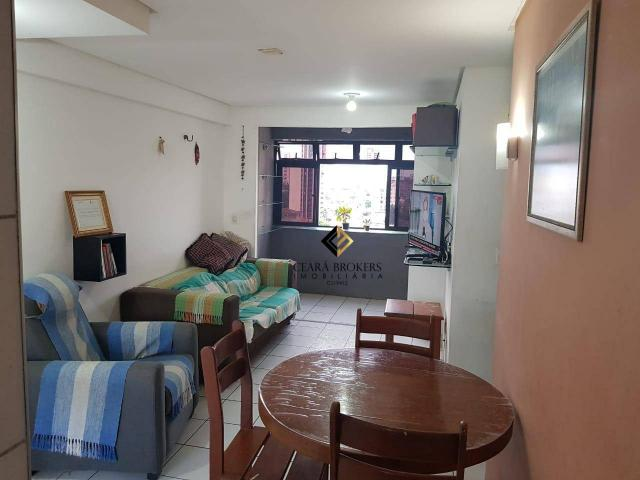 Apartamento com 3 dormitórios à venda, 57 m² por R$ 330.000 - Fátima - Fortaleza/CE - Foto 2
