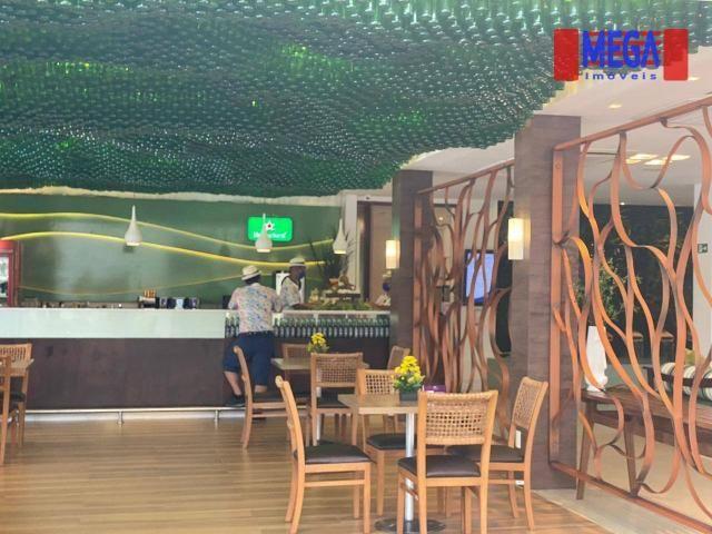 Apartamento com 2 dormitórios para alugar, 72 m² por R$ 2.700,00/mês - Porto das Dunas - A - Foto 5