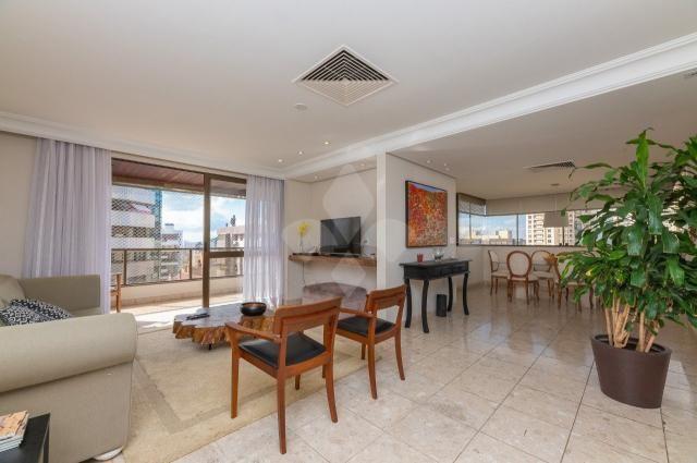 Apartamento à venda com 3 dormitórios em Petrópolis, Porto alegre cod:8479 - Foto 2
