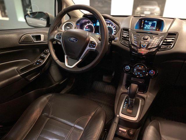 Ford New Fiesta Hatch Titanium 1.6 AT (Flex) - Foto 8