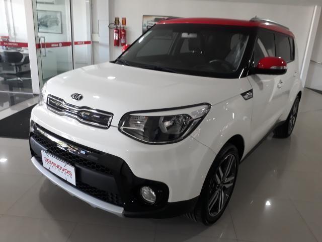 Kia Motors SOUL 1.6 16V Flex Aut.
