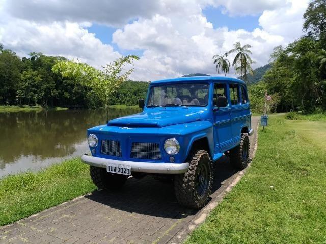 Rural Willys 4x4 - Foto 2