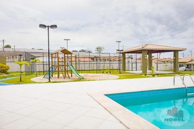 Casa de condomínio à venda com 3 dormitórios em Sim, Feira de santana cod:1999 - Foto 4