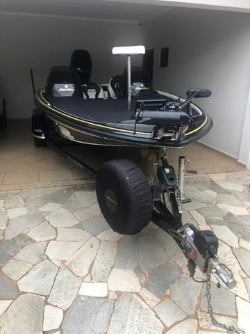 Lancha de Pesca Mega Bass 2018 - Foto 4