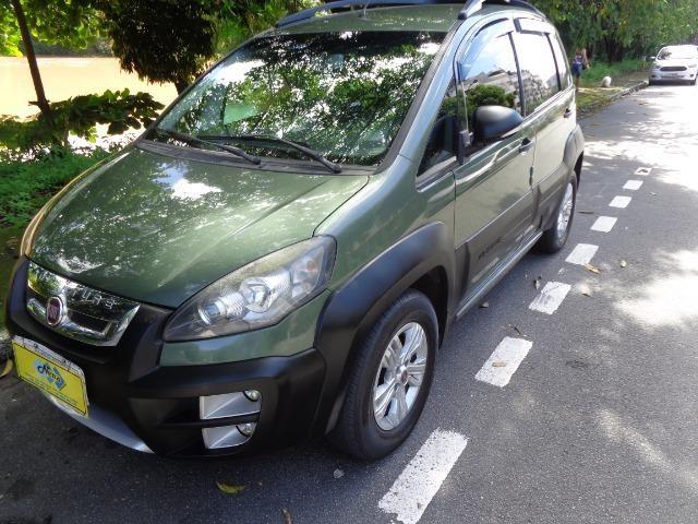 Fiat Idea Adventure 1.8 Completo + GNV !! - Foto 6