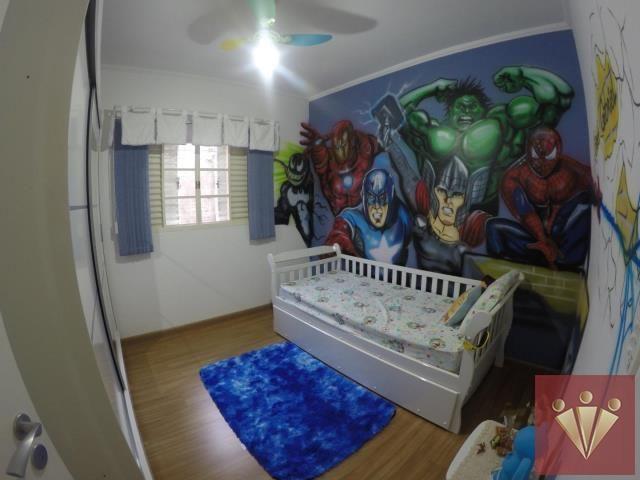 Casa à venda com 3 dormitórios em Parque residencial nova canaã, Mogi guaçu cod:CA0736V - Foto 9